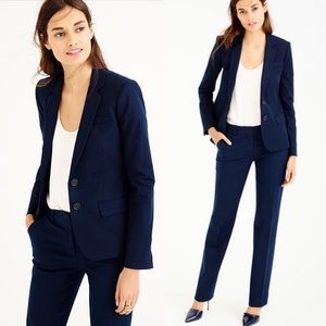 🍂J. CREW Women's Thompson Blazer jacket